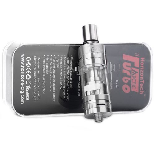 Arctic Turbo Atomizer 4.0ml