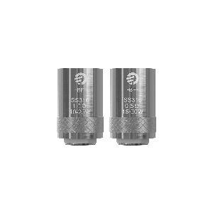 Cubis BF SS316 Coil 5pcs