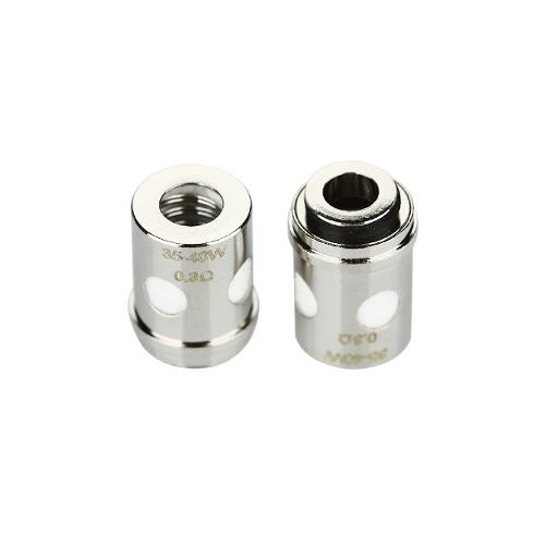 Ceramic EUC SS316L Coil 5pcs