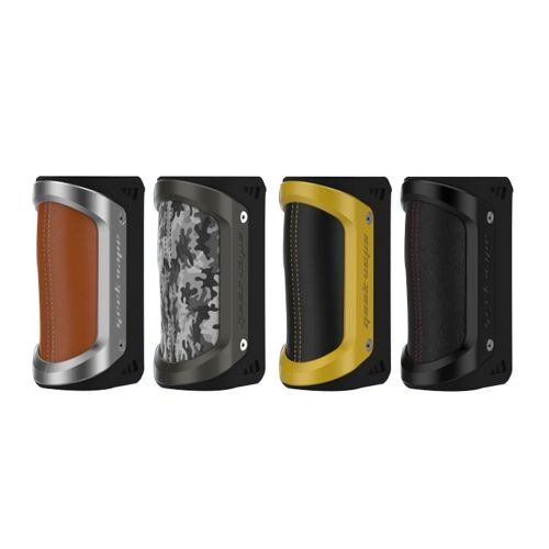 Aegis Mod include battery