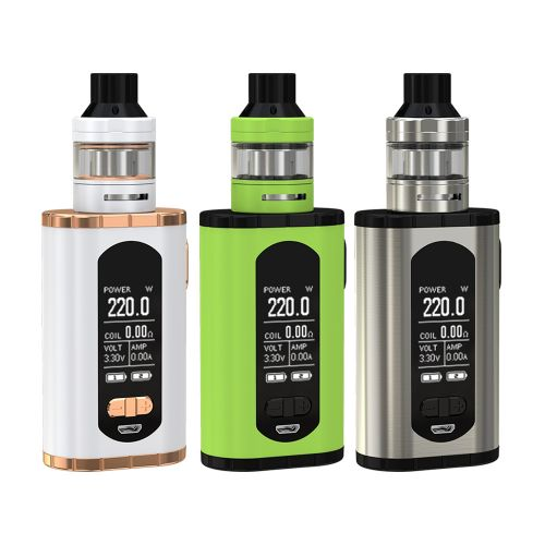 Invoke 220W TC Kit With Ello T Tank 2ml