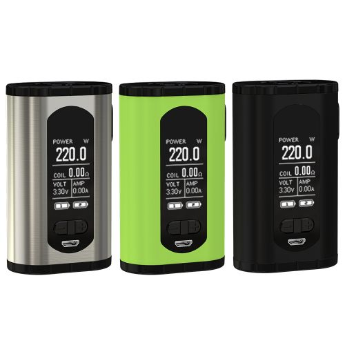 Invoke 220W TC Box Mod