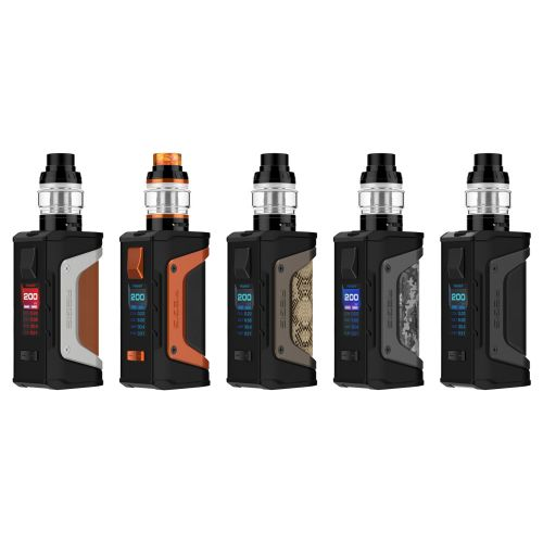 Aegis Legend 200W TC Kit