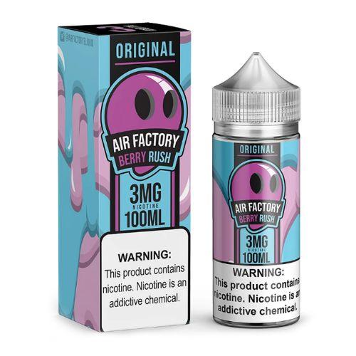 Original Berry Rush E-liquid 100ml