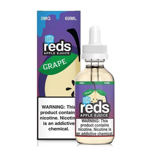 Reds ICED Grape Apple E-Liquid 60ml