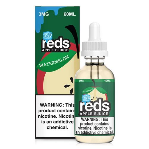 Reds ICED Watermelon Apple E-Liquid 60ml