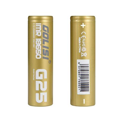 IMR 18650 Battery 2500mah