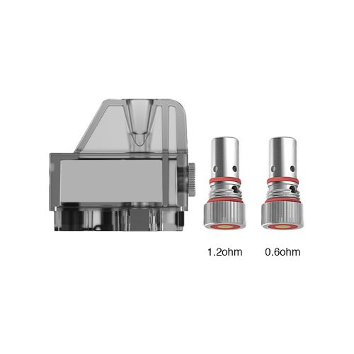 Golden Ratio Pod Cartridge 2ml with 2pcs coils