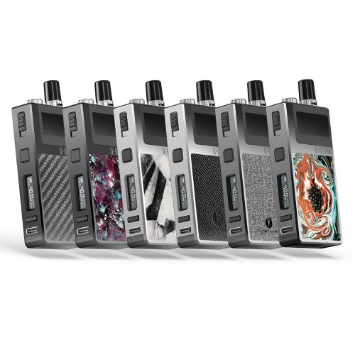 Q Ultra Aio Kit 1600mAh with 2 extra coils