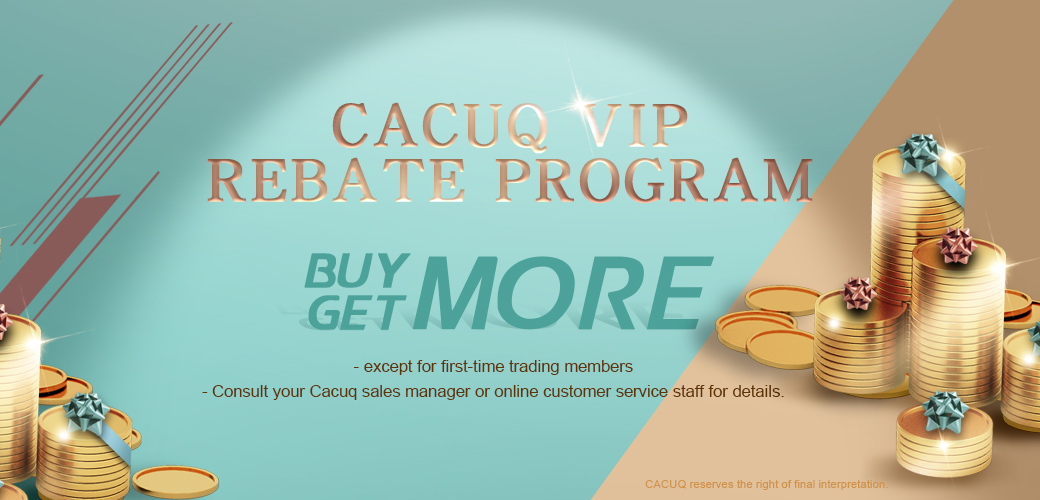 CACUQ VIP Rebate Program