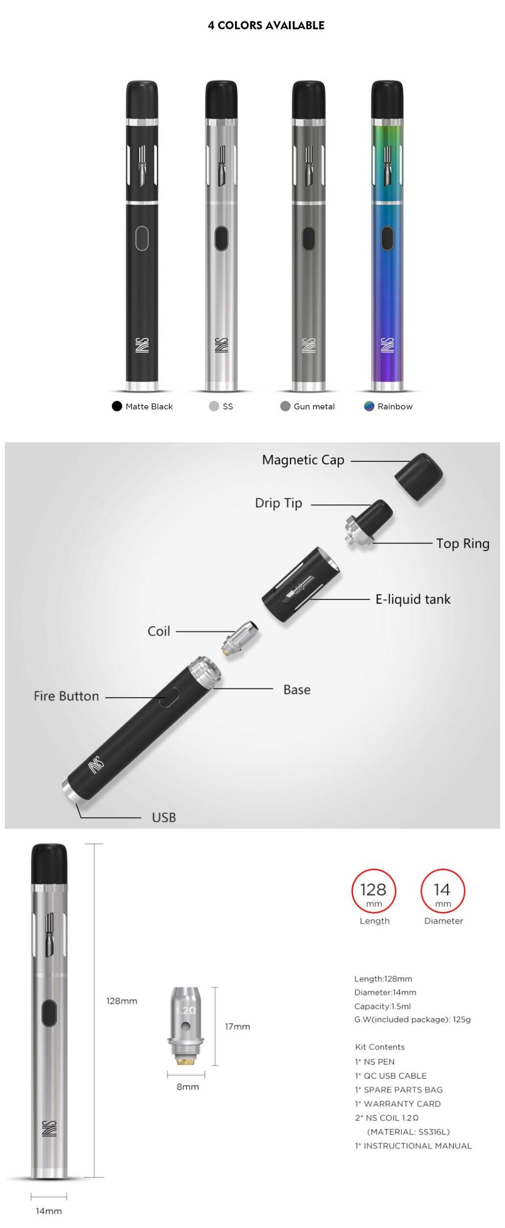 VandyVape NS Pen Kit