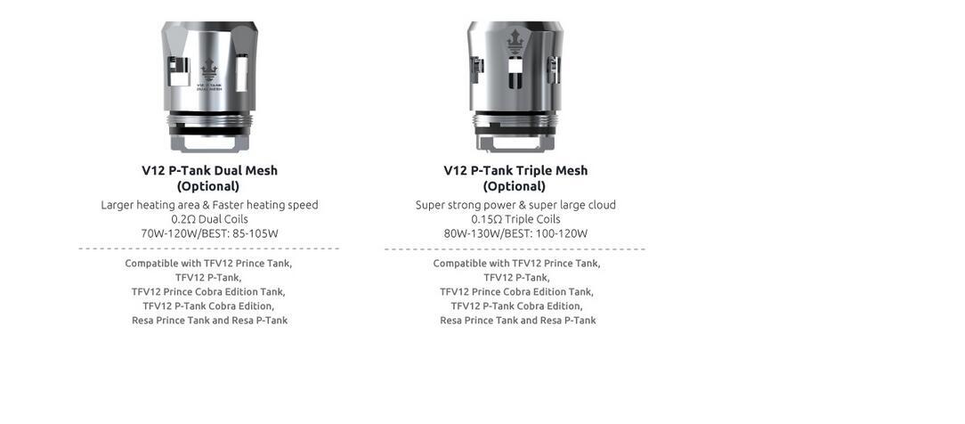 SMOK TFV12 Prince Replacement Coil