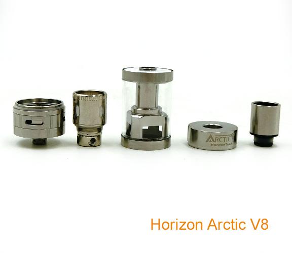 HORIZON Arctic V8 Tank Kit Picture 3