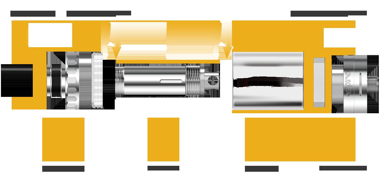 ASPIRE Cleito Tank Kit