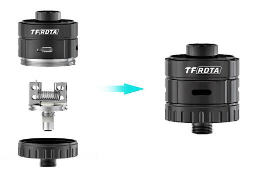 SMOK TF-RDTA Atomizer Kit