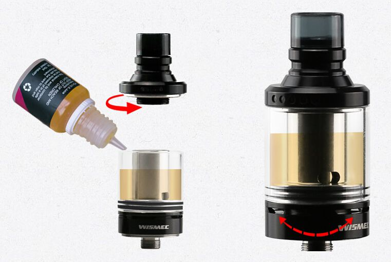 WISMEC Amor Mini Atomizer