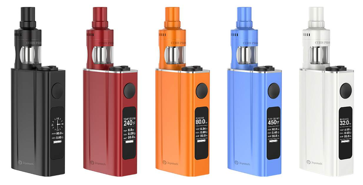 JOYETECH eVic VTwo with Cubis Pro Kit