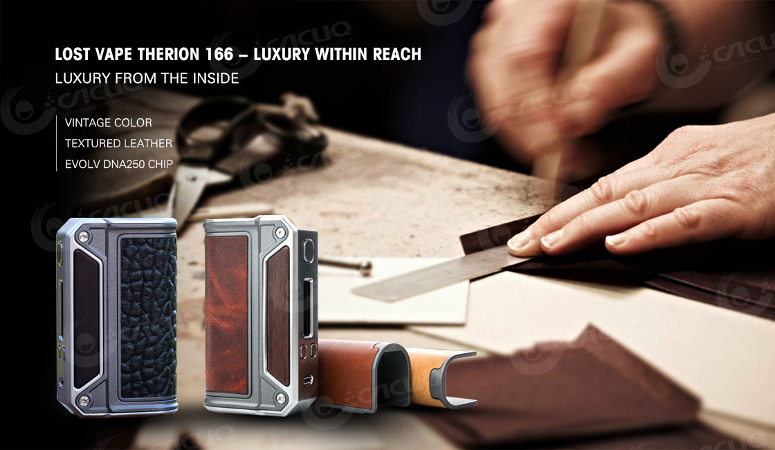 lost vape therion 166 box mod