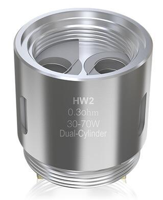 cabeza de cilindro dual eleaf hw2